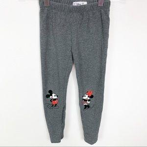 Girls Disney X Gap Mickey and Minnie Pants Small